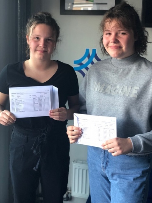 Thomas Middlecott Academy celebrates GCSE results