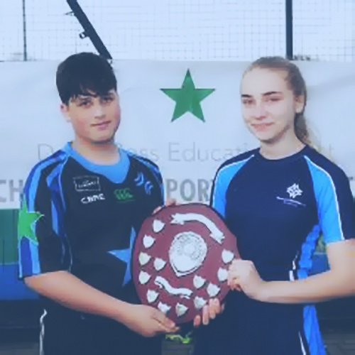 Thomas Middlecott Academy take home Sporting Progress Shield
